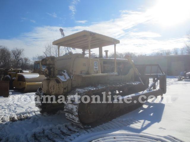 1966 Caterpillar D8H Crawler Tractor
