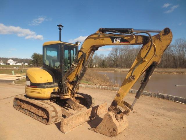 Cat 304 CR Mini Excavator used for sale