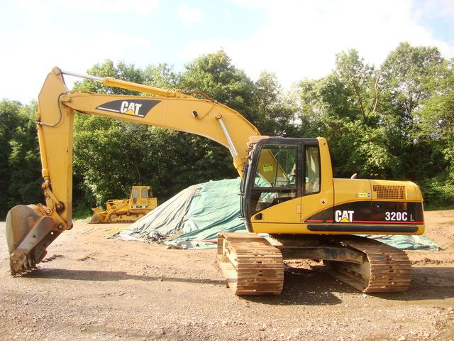 2001 Cat 320 CL