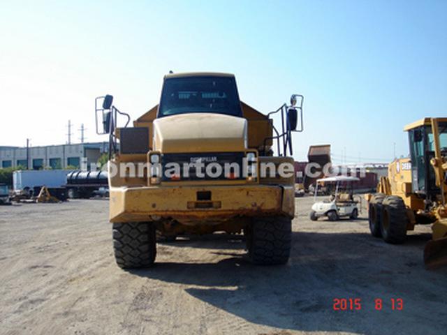 2007 Caterpillar 740 Articulated Truck