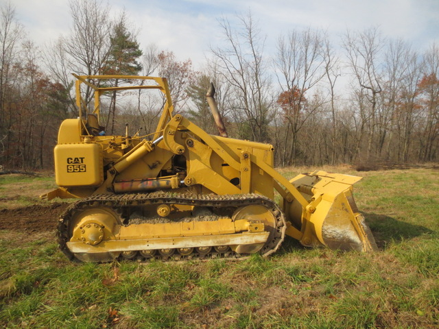 1964 Caterpillar 955h Track Loader Used For Sale