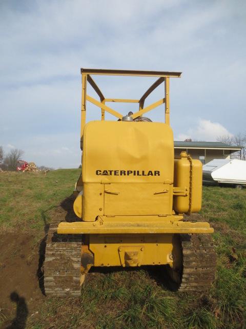 1964 Caterpillar 955H Track Loader