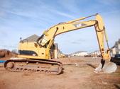 caterpillar excavator 325C LCR