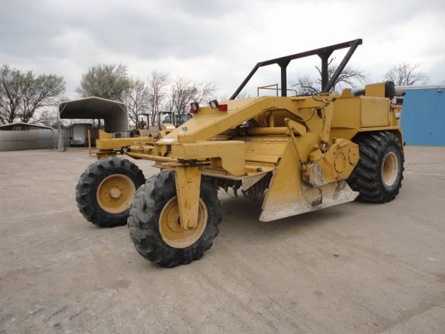 1992 Caterpillar SS 250 Soil Stabilizer