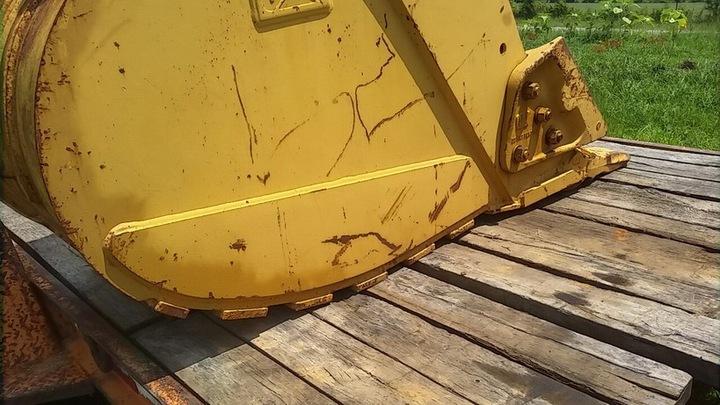 Cat excavator single shank ripper bucket for sale