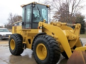 Cat Wheel Loader 928G 1999
