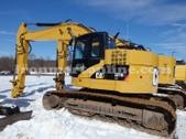Cat Zero Tail Swing Excavators