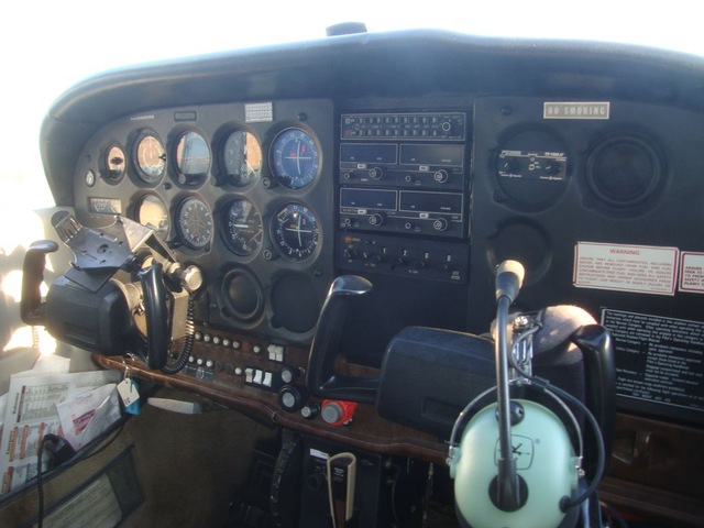 1980 Cessna 172N (N1057F) Skyhawk Plane
