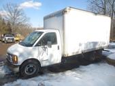Chevy 3500 Box Truck