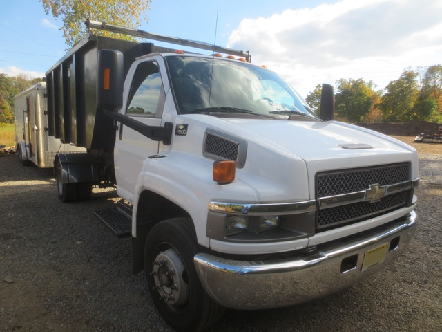 2006 chevy kodiak c5500 switch n go truck used for sale. Black Bedroom Furniture Sets. Home Design Ideas