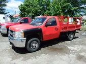 Chevy Silverado 2500HD Rackbody