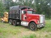 Tandem Dump Truck Eagle Long Nose 1992