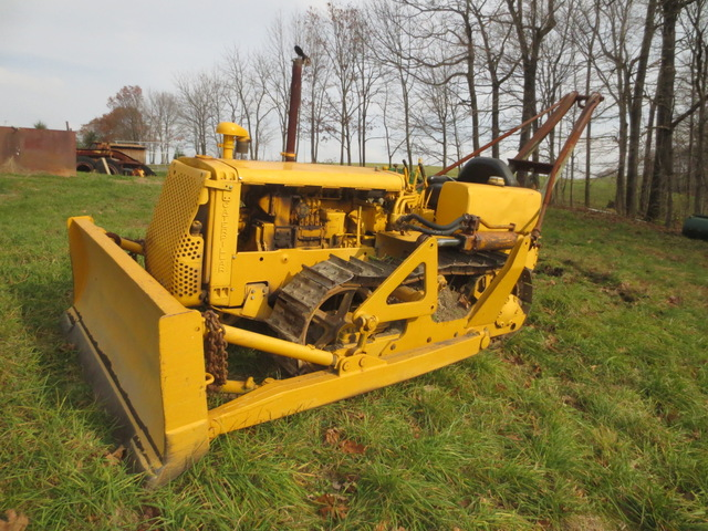 1943 Caterpillar D4 Dozer