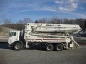concrete pump Mack MR 688S