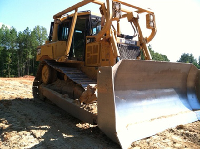 CAT D6T XL Crawler Tractor used for sale