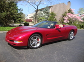 corvette convertible 2000