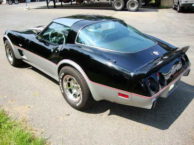 1978 Corvette Indy 500 Pace Car 25th Anniversary