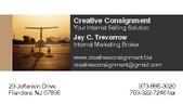 Creative Consignment Biz