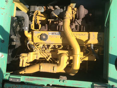 1999 Komatsu BR300J-1 Track Mounted Jaw Crusher