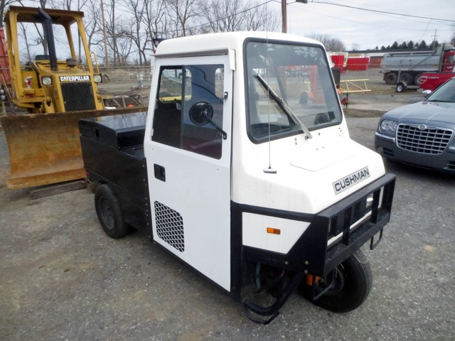 cushman haulster | cushman for sale | small utility ...