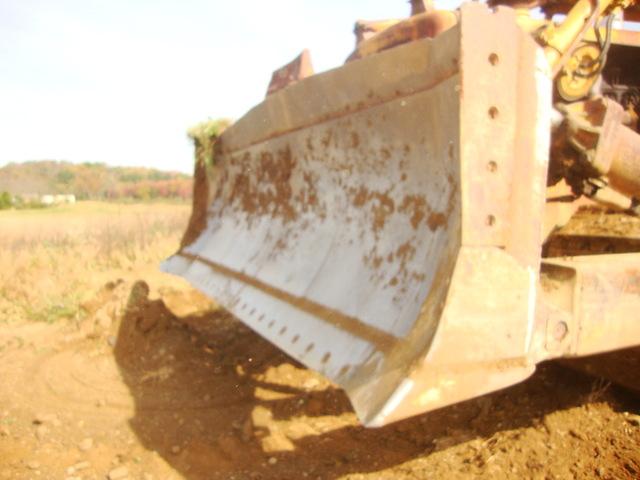 Caterpillar D8H Crawler Tractor