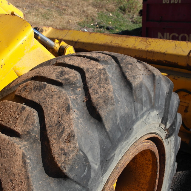 1980 John Deere 544B Wheel Loader
