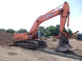 Doosan DX350LC-3 78,000lb Excavator