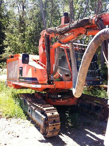 2006 Sandvik Ranger 700RP Rock Drill used for sale