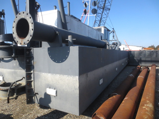 Ellicott Series 600 Dredge 16 Inch 1600hp 600Ton Per Hour used for sale