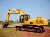 Excavator John Deere 330C LC 2002