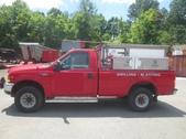 Explosives Box for Pickup Truck
