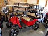 Ezgo 600 Golf Car gas does 30mph