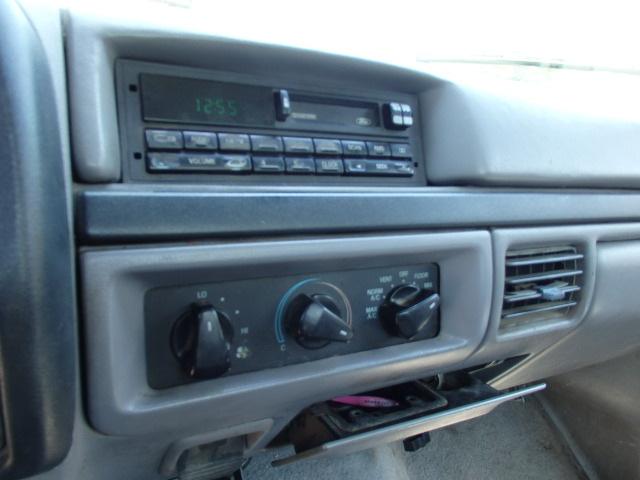 1997 F-350 4x4 7.3 Diesel plow utility truck