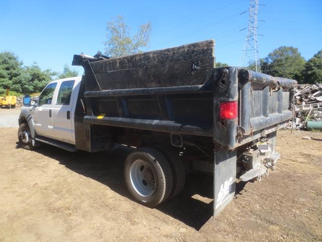 Ford F 450 Dump Truck