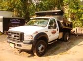 F-550 mason Dump for sale