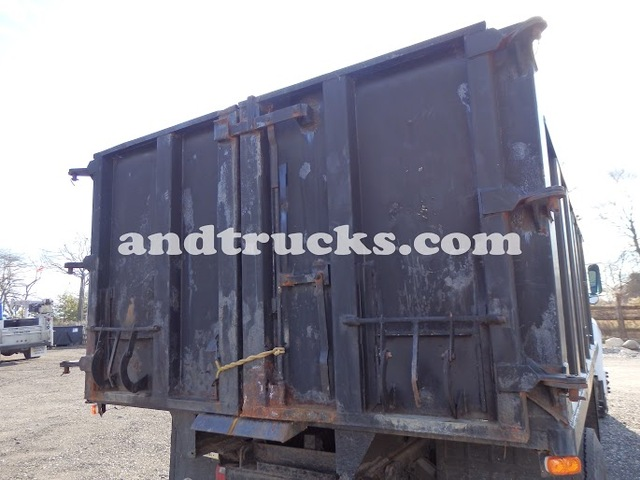Single Axle F-750 Landscaping Dump truck for sale
