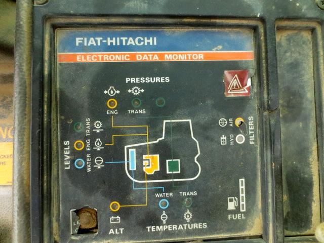 Fiat-Hitachi FL 175 Track Loader