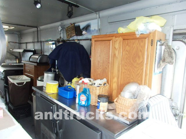 Grumman 22 foot food truck for sale