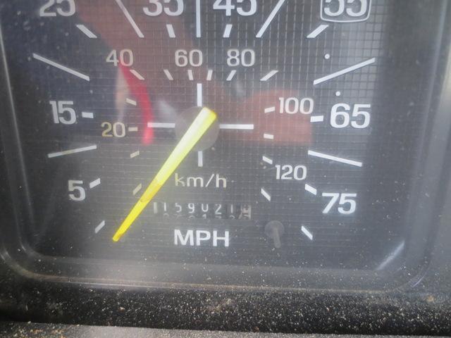 1995 Ford F800 Super Duty Boom Chip Truck