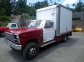 Ford F-350 Lube Truck