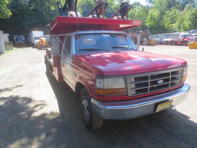 1997 ford f 350 xl tack truck used for sale. Black Bedroom Furniture Sets. Home Design Ideas