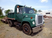 Ford F-7000 Dump Truck