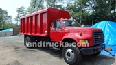 Ford F Series Chip Truck