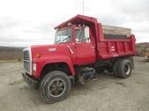 Ford L8000 Single Axle Dump