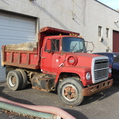 Ford L9000 Single Axle Dump