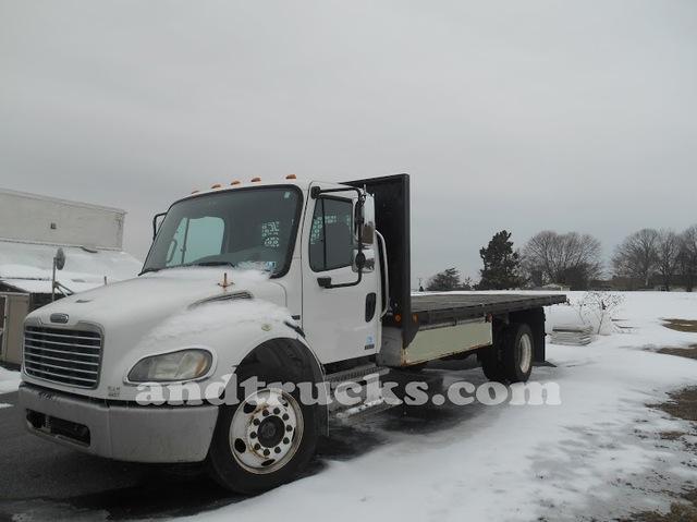 Freightliner Flatbed Trucks for Sale