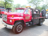 Fuel Service Truck F-700 34K Miles 1989