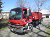 GMC 7500 Hooklift Truck