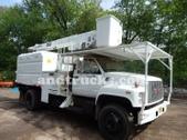 GMC Bucket Truck