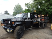 GMC Safety Truck